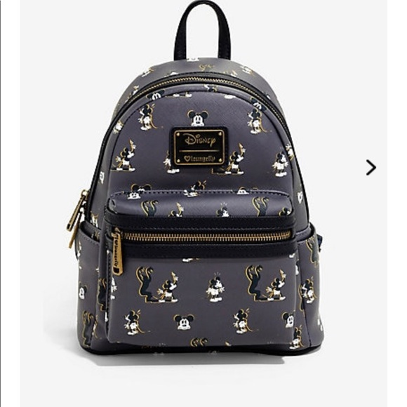 0fba909fdc1 Loungefly Handbags - Loungefly Mickey Mouse Spooked Mini Backpack